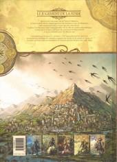 Verso de Elfes -14- Le Jugement de la fosse