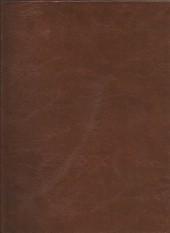 Verso de Tintin (L'œuvre intégrale d'Hergé - Rombaldi) -4- L'île noire-Le statonef H22-Quick et Flupke
