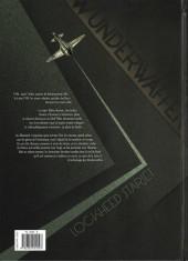 Verso de Wunderwaffen -9- Le Visiteur du soir