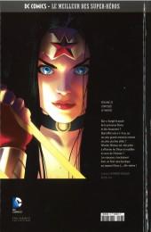 Verso de DC Comics - Le Meilleur des Super-Héros -23- Wonder Woman - L'Odyssée - 2e partie