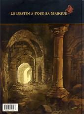Verso de Le scorpion -6c- Le trésor du Temple
