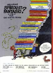 Verso de Spirou et Fantasio -21b76- Du glucose pour Noémie