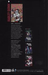 Verso de Harley Quinn -3- Dingue de toi