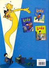 Verso de Ludo -3- Enquêtes et squelettes