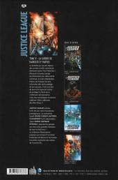 Verso de Justice League (DC Renaissance) -9- La Guerre de Darkseid - 1re partie