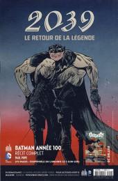 Verso de Batman Univers -4- Numéro 4