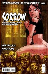 Verso de Crawl Space: XXXombies (2007) -3- Issue 3