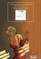 Verso de Rhonda -HS1- Artbook