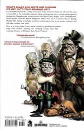 Verso de Creepy (2009) -INT01- Creepy