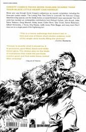 Verso de Creepy (2009) -INT03- The Lurking Fate