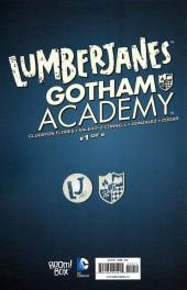 Verso de Lumberjanes/Gotham Academy (2016) -1- Lumberjanes / Gotham Academy Part 1 of 6