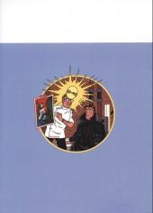 Verso de (AUT) Exem -5- La marque fatidique (2003-2006)