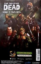 Verso de Walking Dead (The) (2003) -1- The Walking Dead #1