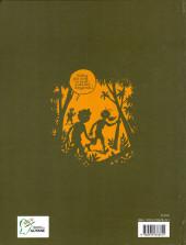 Verso de Les jeunes Aventuriers -1- Les chants Kalawu