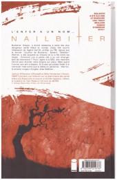 Verso de Nailbiter -1- Le Sang va couler