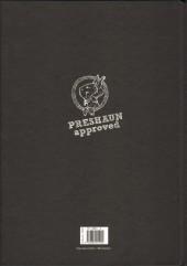 Verso de Ekhö monde miroir -5TL- Le secret des Preshauns