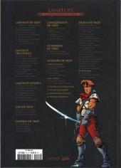 Verso de Lanfeust et les mondes de Troy - La collection (Hachette) -63- Trolls de Troy - Pröfy Blues