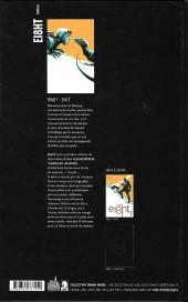 Verso de Ei8ht -1- Exilé