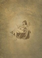 Verso de Les naufragés d'Ythaq -HS- Making of 10e anniversaire