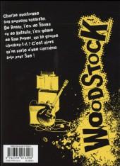 Verso de Woodstock -13- Tome 13