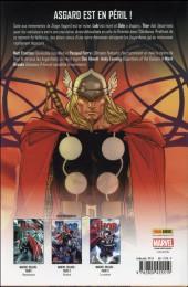 Verso de Thor (Marvel Deluxe) -4- Les Dévoreurs de Mondes