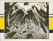 Verso de Luc Bradefer - Brick Bradford -INT2- 1938-1939 - la Forteresse de la Peur (Deuxième Partie)