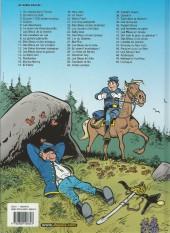 Verso de Les tuniques Bleues -7d2007- Les bleus de la marine