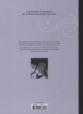 Verso de Les grands Classiques de la Bande Dessinée érotique - La Collection -98- Erma Jaguar - tome 2
