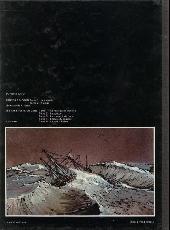 Verso de Les passagers du vent -4TT- L'heure du serpent