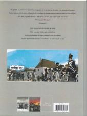 Verso de La gloire des Aigles -2- Maion Lagriotte
