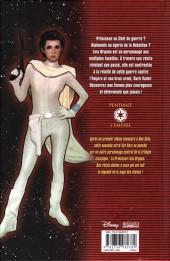 Verso de Star Wars - Icones -2- Leia Organa
