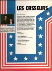 Verso de Les casseurs - Al & Brock -5a82- La corrida infernale