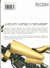 Verso de Last Hero Inuyashiki -5- Vol. 5