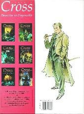 Verso de Carland Cross -5a1997- Le mystère du Loch Ness T2