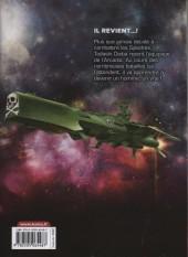 Verso de Capitaine Albator - Dimension voyage -2- Tome 2
