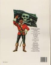 Verso de Barbe-Rouge -17b85- Le vaisseau de l'enfer