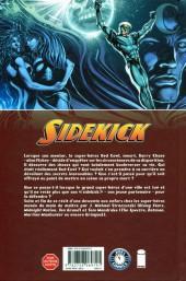 Verso de Sidekick -2- Revanche d'un loser