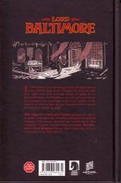 Verso de Lord Baltimore -5- L'Apôtre et la sorcière