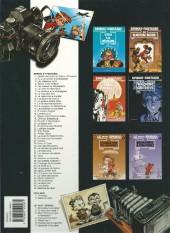 Verso de Spirou et Fantasio -6c1999- La Corne de rhinocéros