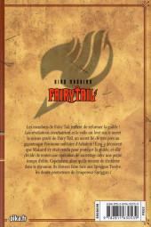 Verso de Fairy Tail -52- Tome 52
