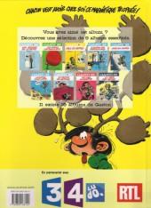 Verso de Gaston -12Eté- Le gang des gaffeurs