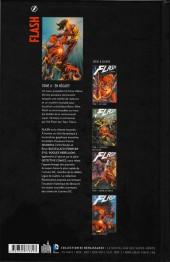 Verso de Flash (DC Renaissance) -4- En négatif