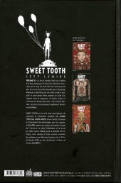 Verso de Sweet Tooth -2- Volume 2