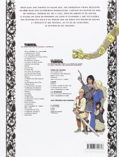 Verso de Thorgal -30b14- Moi, Jolan