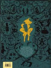 Verso de Andersen - Les ombres d'un conteur