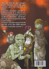 Verso de Re:monster -1- Tome 1