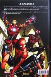 Verso de Spider-Men - Tome 1