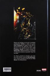 Verso de Venom (Marvel Dark) -1- Agent Venom