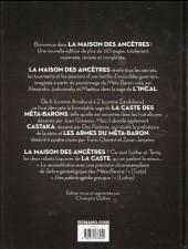 Verso de La caste des Méta-Barons -HS1b16- La maison des ancêtres