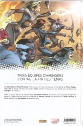 Verso de Avengers - Time Runs Out -2- Tu ne Peux pas Gagner